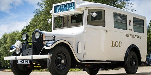 London Ambulance Service Historic Collection Open Weekend