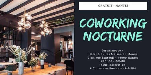 Coworking Nocturne (Free)
