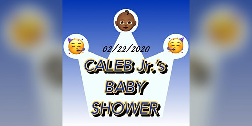 Caleb Jr.'s Shower