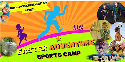 INVERNESS EASTER HOLIDAY ADVENTURE SPORTS CAMP HALF DAY TICKETS 30TH OF MARCH-3RD OF APRIL