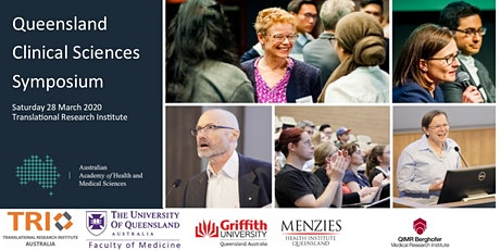 2020 Queensland Clinical Sciences Symposium tickets
