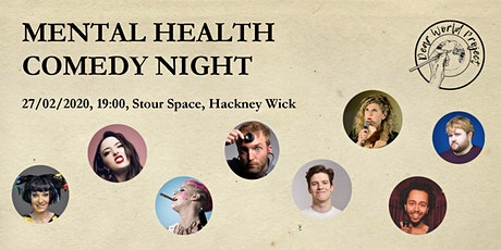 Mental Health Comedy Night tickets