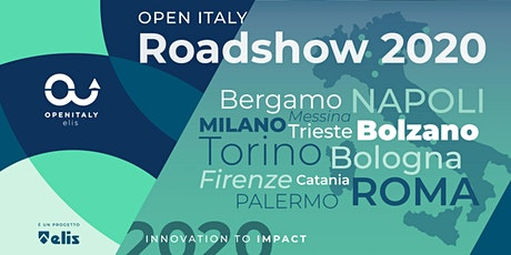 OPEN ITALY | ROADSHOW 2020 | Hub di LVenture Group & LUISS EnLabs | Roma biglietti