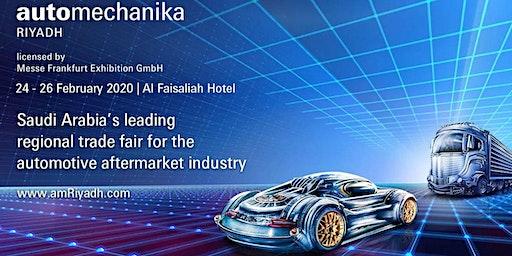Automechanika Riyadh 2020