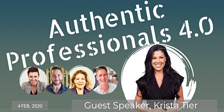 Authentic Professionals 4.0 tickets
