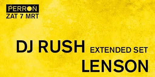 DJ Rush, Lenson