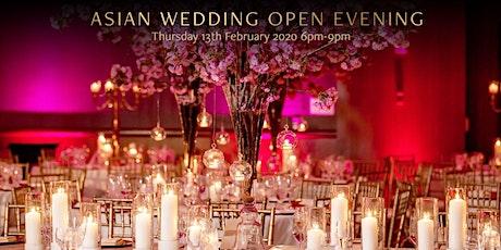 Asian Wedding Open Evening tickets