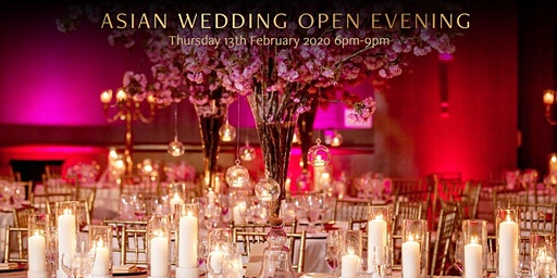 Asian Wedding Open Evening