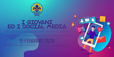 I giovani ed i Social Media biglietti