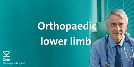 Virtual seminar - Orthopaedic lower limb tickets