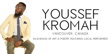 Youssef Kromah in Vancouver! tickets