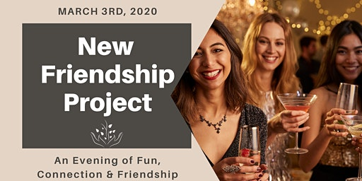 New Friendship Project Night Out