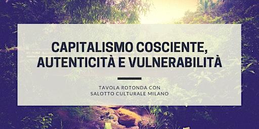 Aperitivo e tavola rotonda con SCM: Capitalismo Cosciente