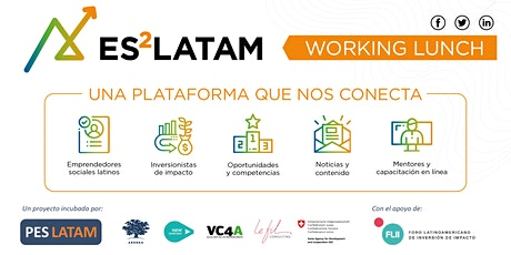 Working Lunch - ES2 Latam: desarrollemos una plataforma latina boletos