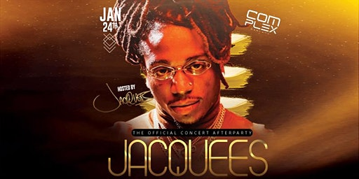 Jacquees Official Concert After Party