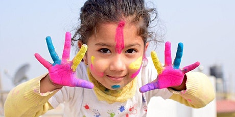 FREE Messy Play Session Oaklands Park tickets
