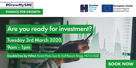 Workshop 2 - Are you ready for investment? tickets