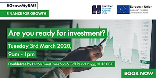 Workshop 2 - Are you ready for investment?