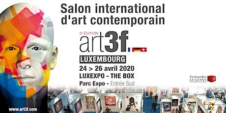 2020 art3f Luxembourg billets