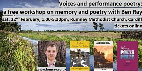 Voices and performance poetry tickets