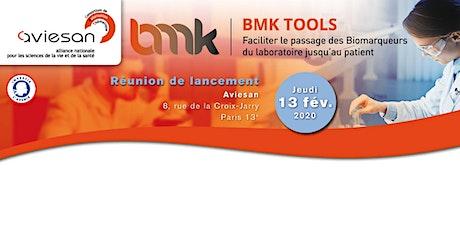 Réunion de lancement BMK Tools® billets
