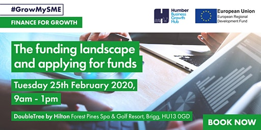 Workshop 1 - The funding landscape and applying for funds