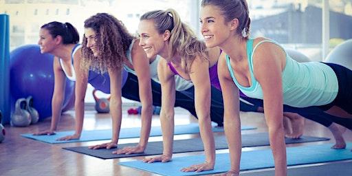 Women's Beginner Mat Pilates