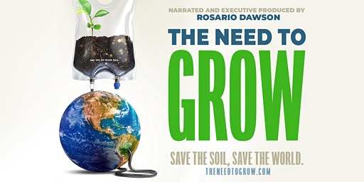 The Need to Grow (March 9 @Waubonsee Community College)