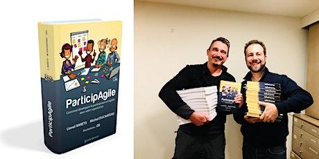 Le Livre ParticipAgile : la soirée de lancement tickets