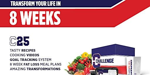 F45 Paramus 8 Week Challenge Info