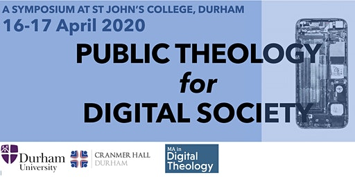 Public Theology for Digital Society