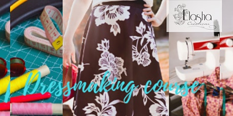 Dressmaking 4 Week Course For Beginners  tickets