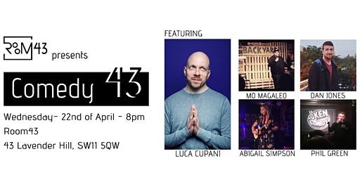 Comedy 43 - 22nd of April