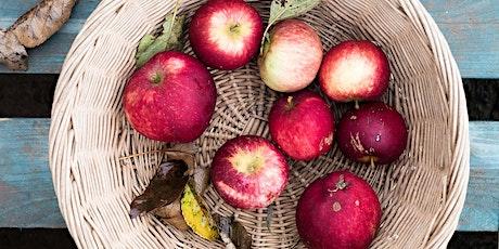 Community Farmer Day - 12 Sept - harvesting the apples tickets
