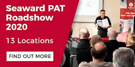 Seaward PAT Roadshow 2020 - Bradford tickets