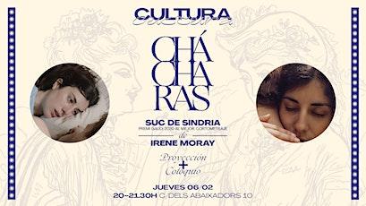 Proyección Suc de Síndria + Coloquio entradas