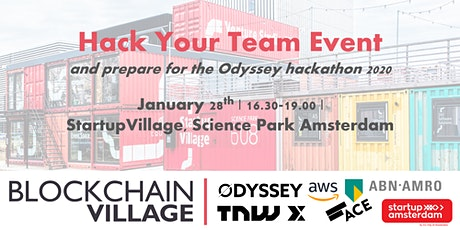 Hack Your Team Event - Getting ready for Odyssey 2020 tickets