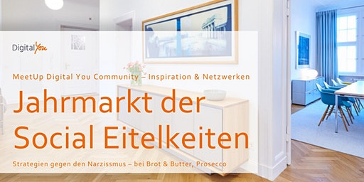Brot & Butter-MeetUp mit der Digital You Community