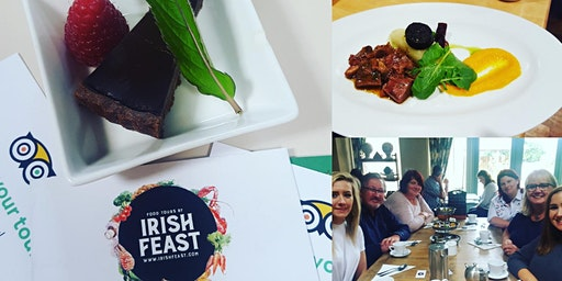 Irish Feast Bushmills Walking Food Tour