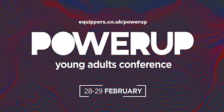 Equippers Power Up Conference 2020 tickets
