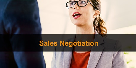 Sales Training Manchester: Sales Negotiation tickets