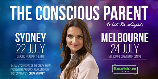 The Conscious Parent - 4hrs with Dr Shefali -  MELBOURNE