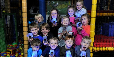 Half-Term Laser-Tag: Pay and Play!