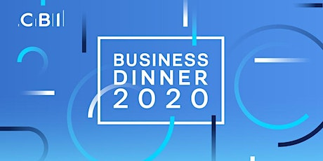 CBI Business Dinner - Norwich tickets