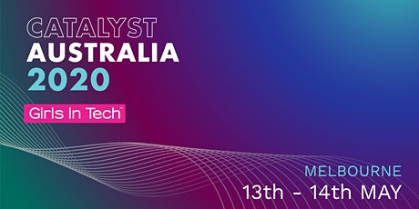Catalyst Conference - Girls in Tech Australia tickets