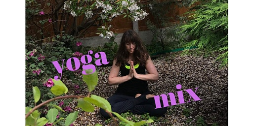 Friday Yoga-Mix