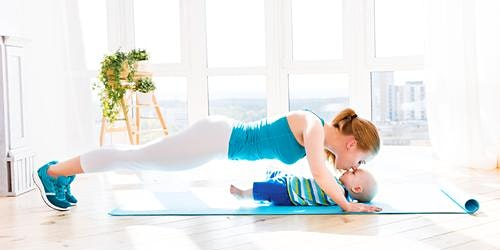 Bring your Baby Fitness Class