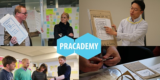 Design Sprint Bootcamp by Pracademy