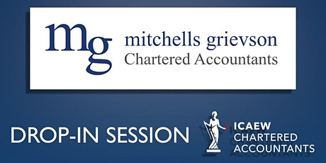 Drop-In Session: Chartered Accountancy Advice  tickets