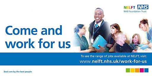 NELFT Essex Job Opportunities Fair